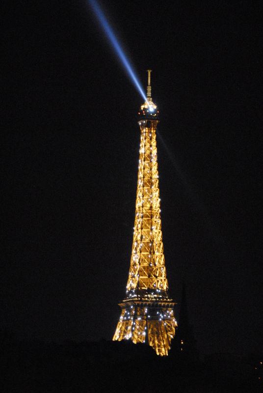 Eiffel and Beam