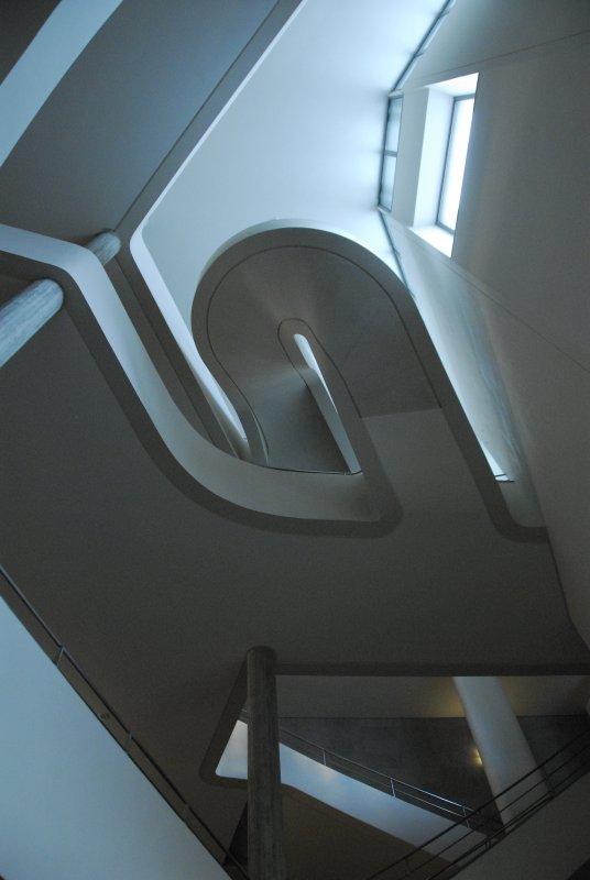 Guimet Stairs