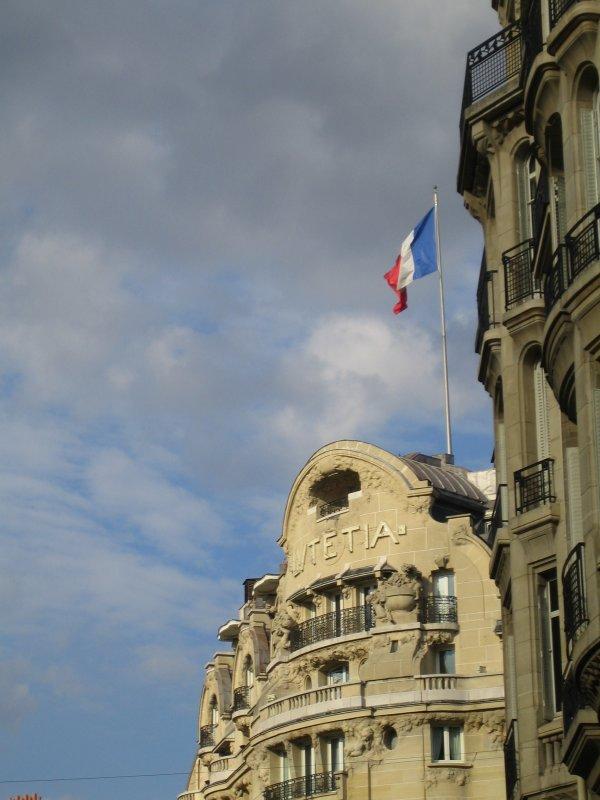Tricolor Sky