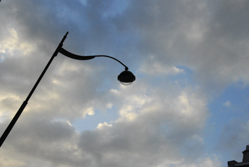 Post and Sky