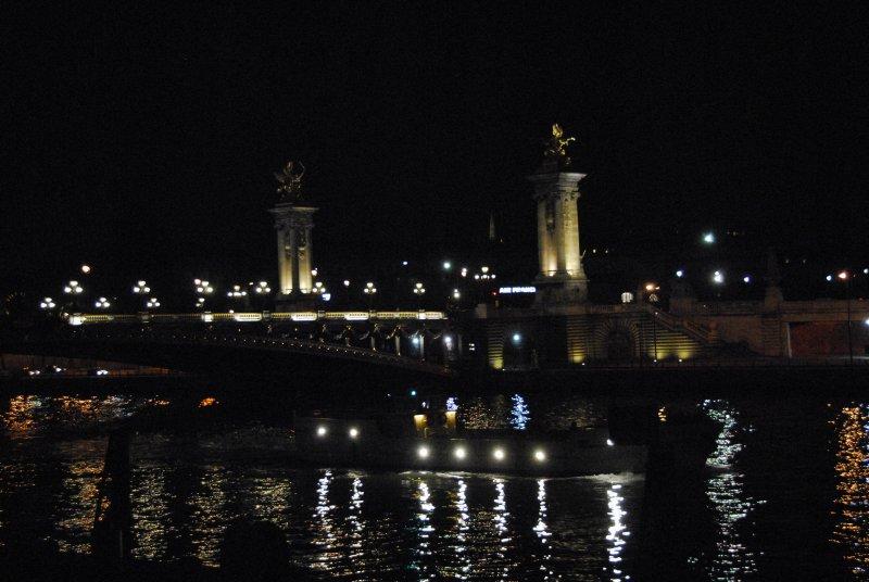 Lights on the Seine
