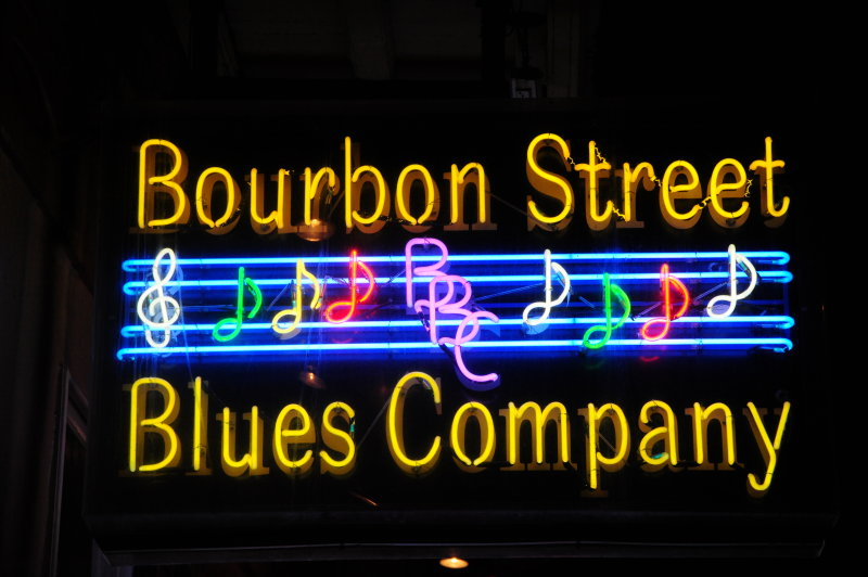 Bourbon Street Blues Company