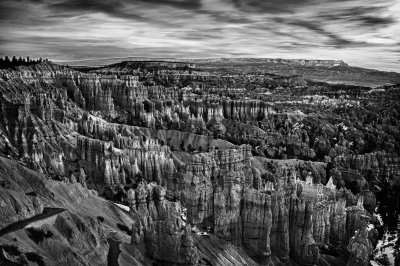 Bryce Black & White