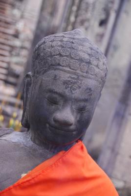Bayon Buddha 02