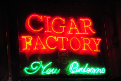 New Orleans Cigar Factory