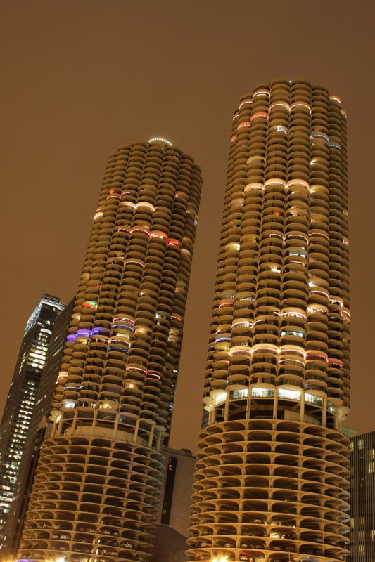 Chicago Downtown (USA)