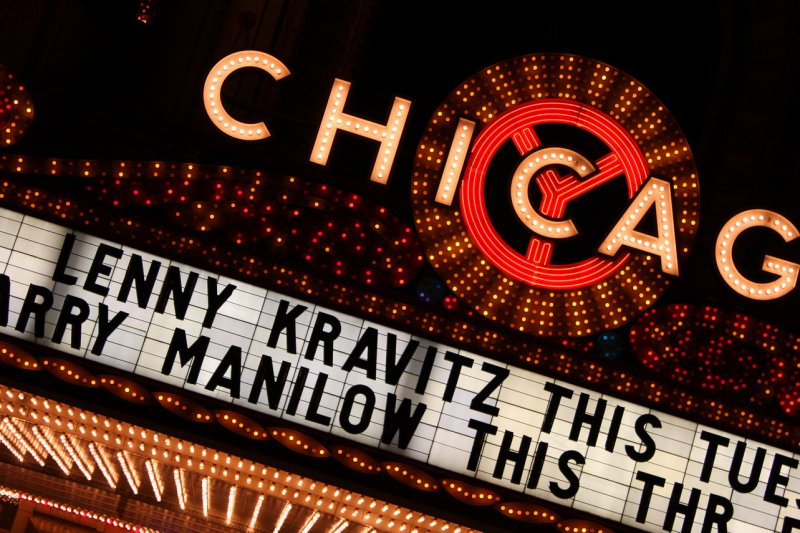 Chicago Theatre (USA)
