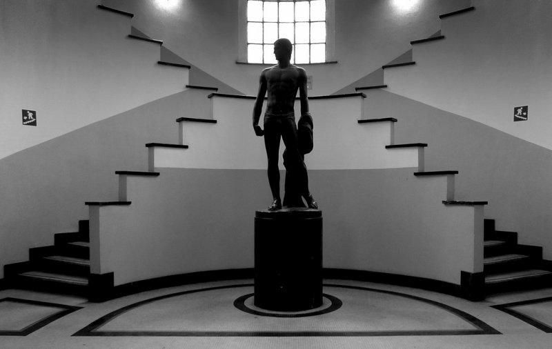 Turin - Contrast in Black  White