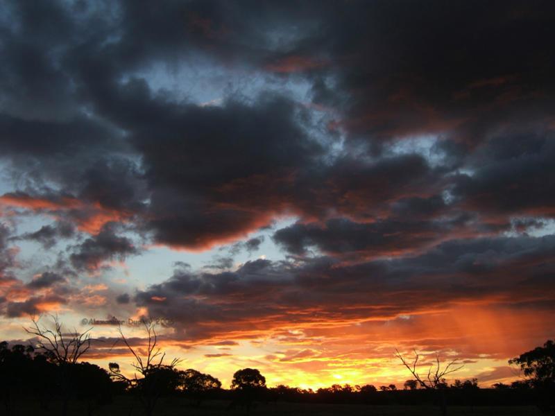Graman Sunset