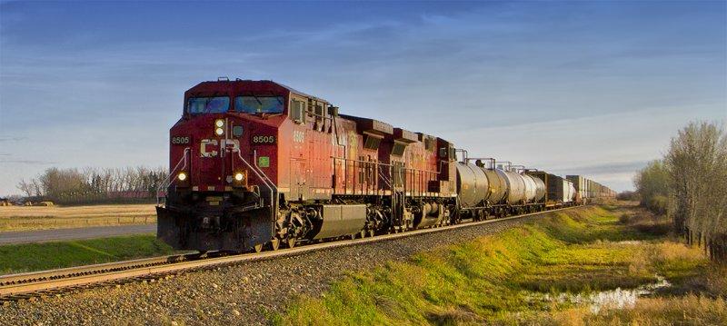 CN to Calgary