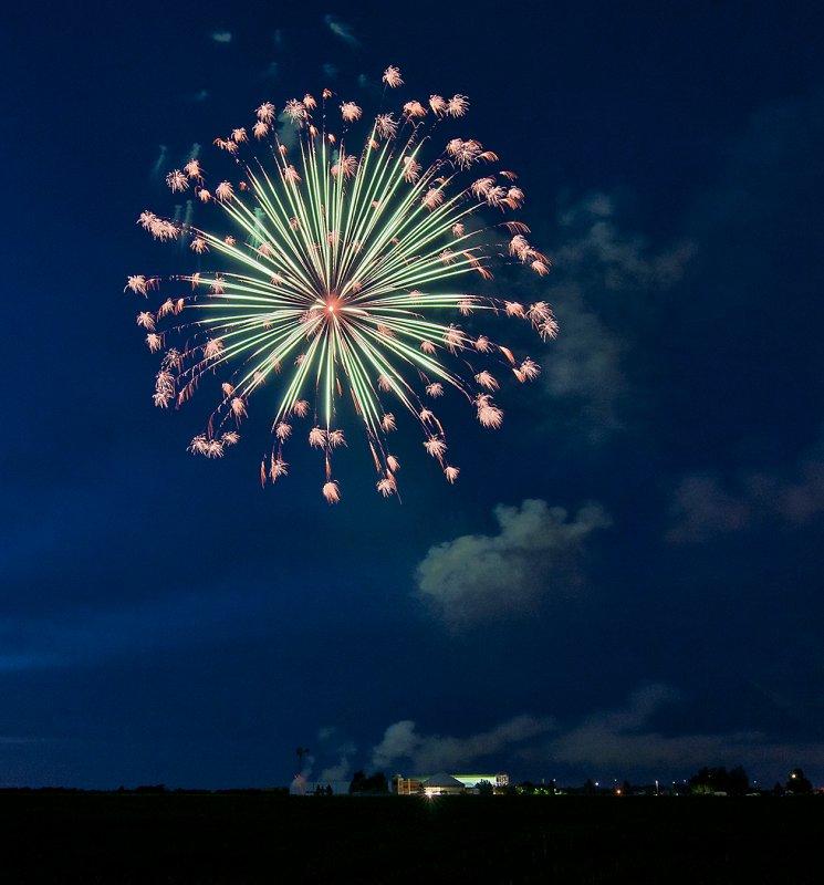 Fireworks at Reynolds Alberta Museum 12