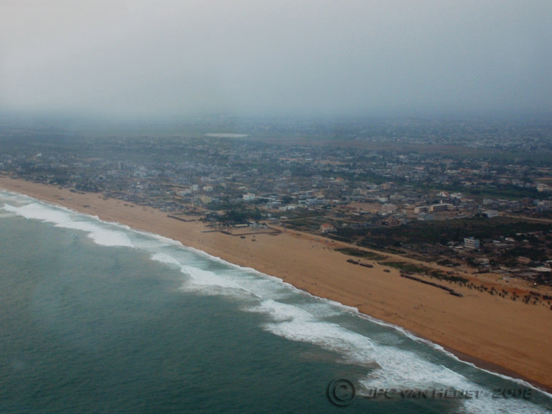 Beaches of Cotonou