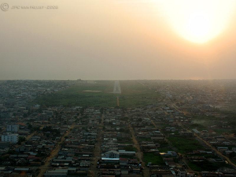 Final Cotonou, Benin