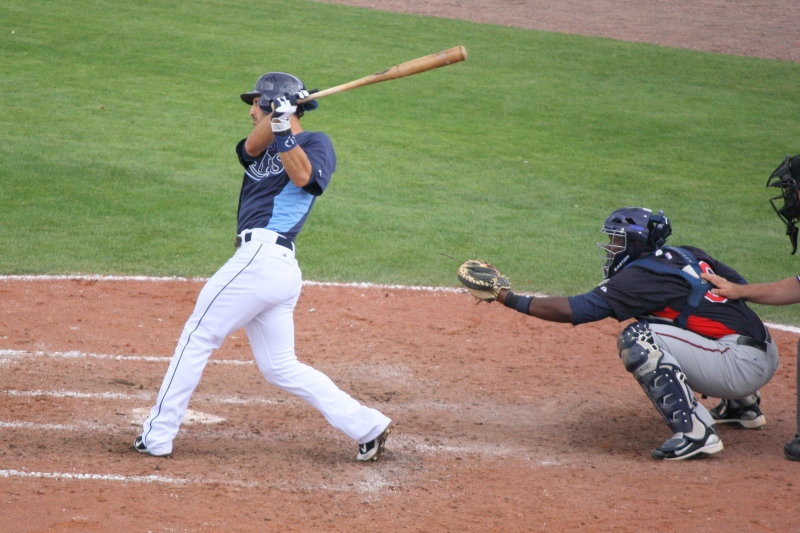 Sean Rodriguez doubles to right