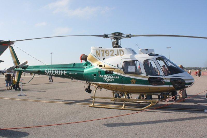 Hillsborough County Sheriffs Office Aviation