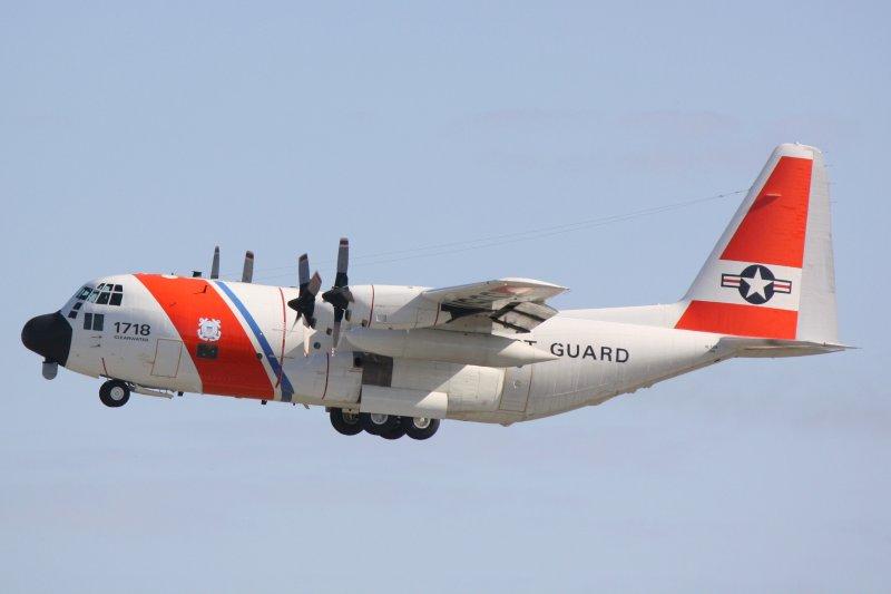 HC-130 Hercules (1718)
