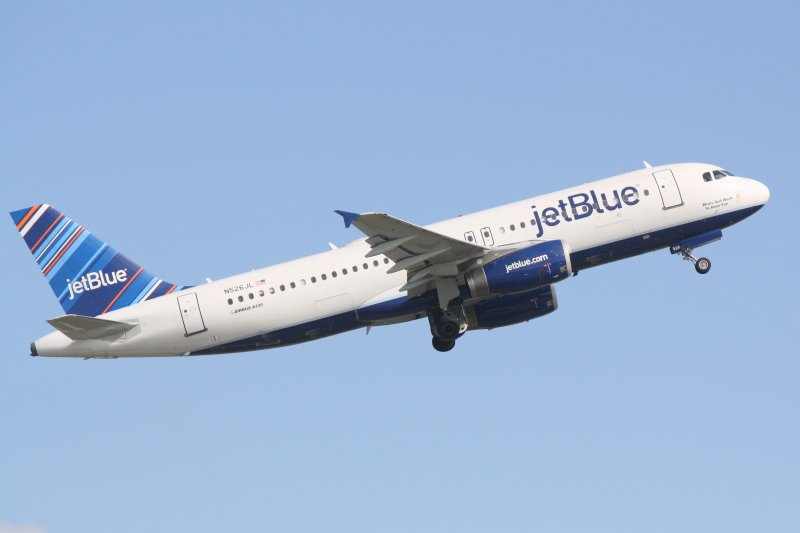 Airbus A320 (N526JL) Blues Just Want To Have Fun