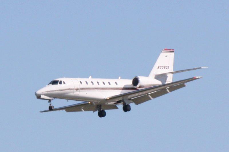 Cessna Citation Sovereign (N308QS)