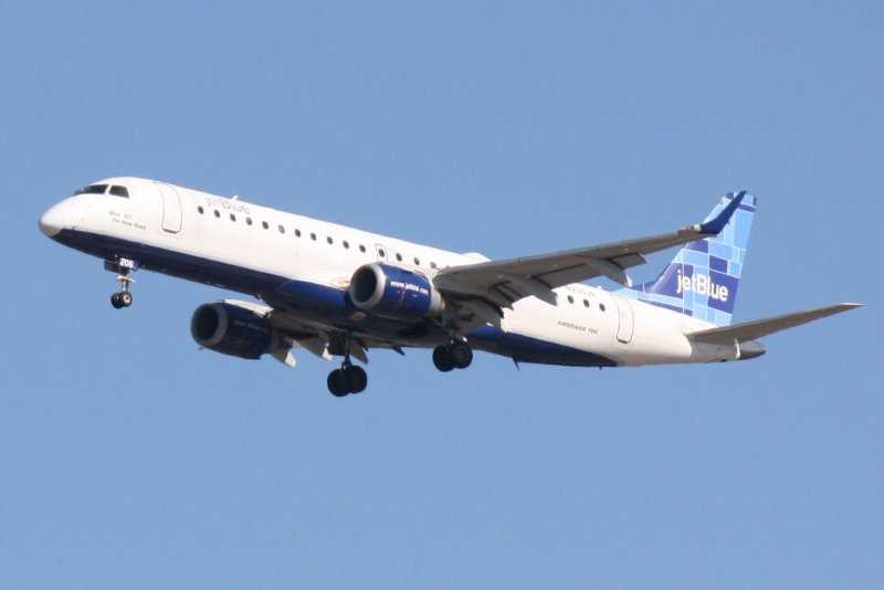 Embraer 190 (N206JB) Blue - Its The New Black