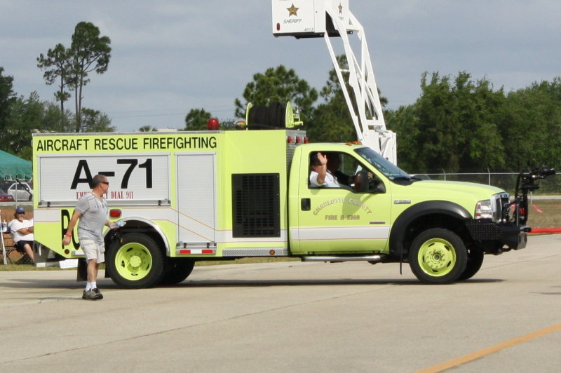 Charlotte County Fire Department Airport Fire Rescue