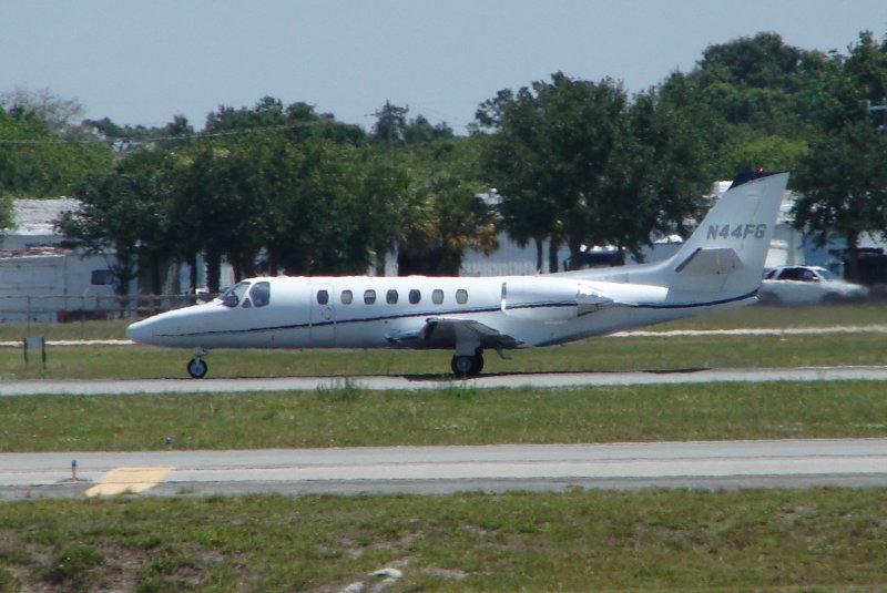 Cessna CitationJet (N44FG)