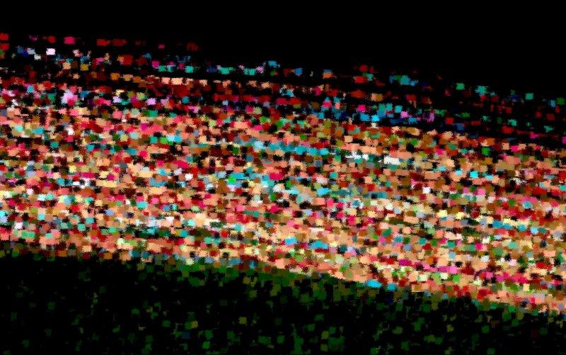 confetti streamer