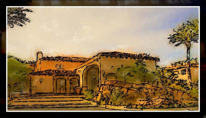 Sheraton Desert Oasis Resort, Scottsdale  AZ