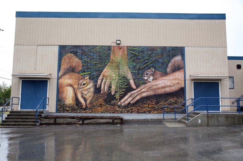 Green Timbers Elementary School