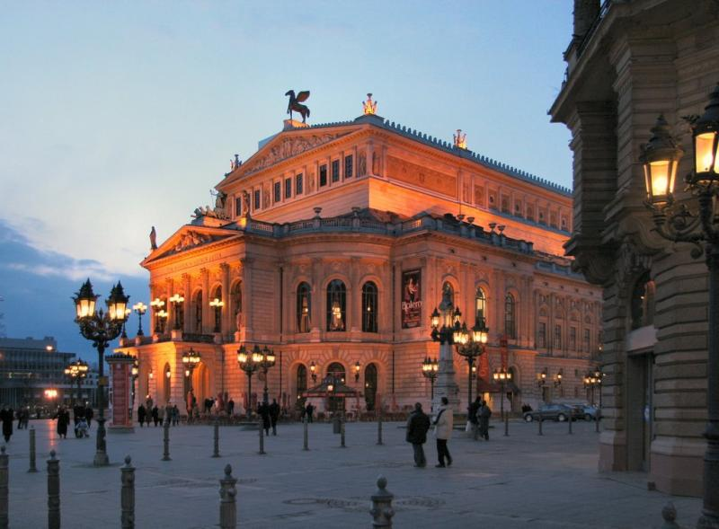 Alte Oper Evening