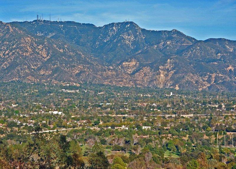 N. W. Pasadena and Altadena