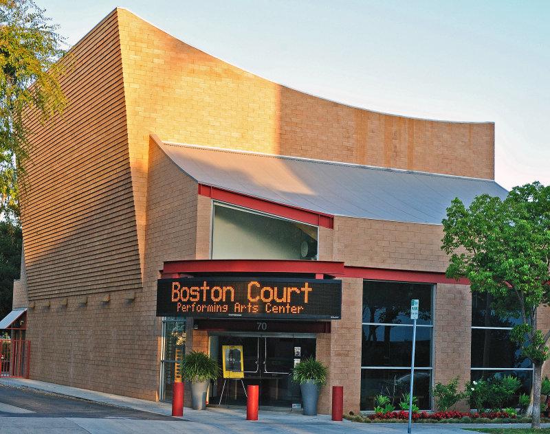 Boston Court