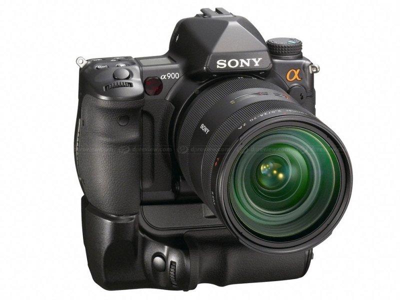 Sony Alpha SLTA99V FullFrame SLR Digital Camera with 3