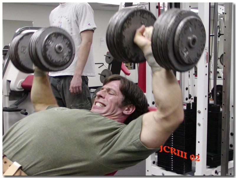 Derek 180.Lbs Each Arm
