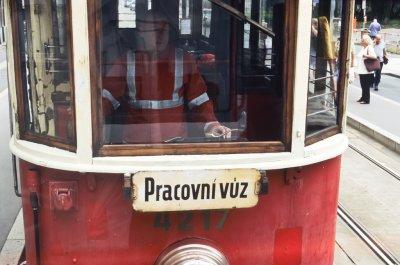 Her og der i Praha