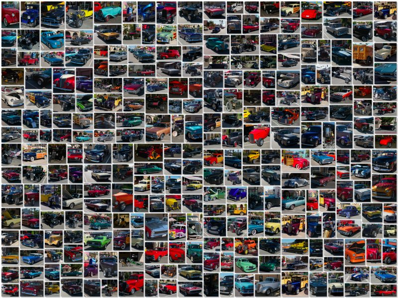 COLLAGE of 318 photos
