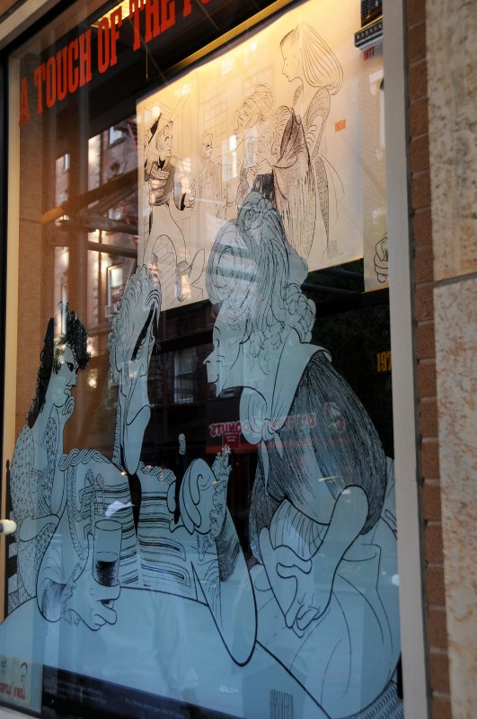Abe Hirshfeld/Eugene ONeil NYU Window Gallery
