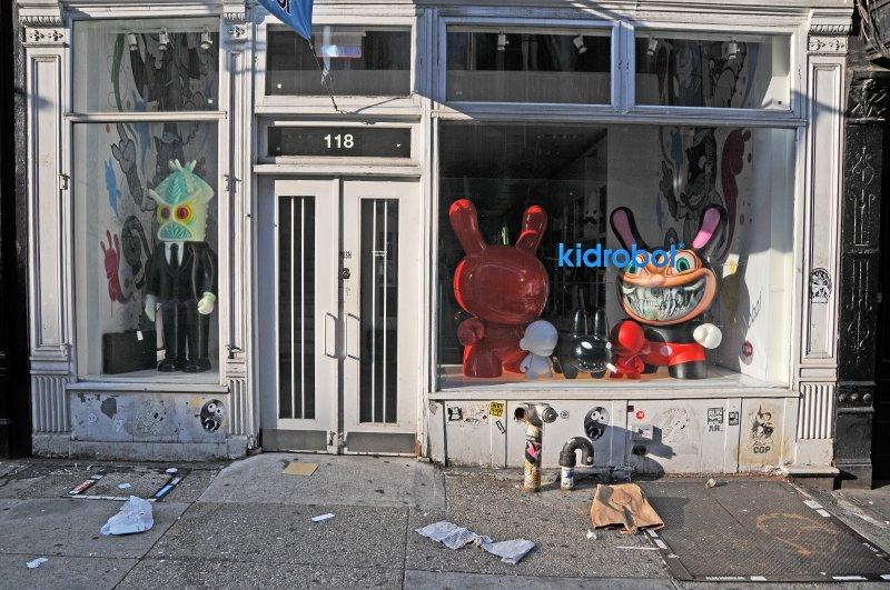 Kid Robot Store