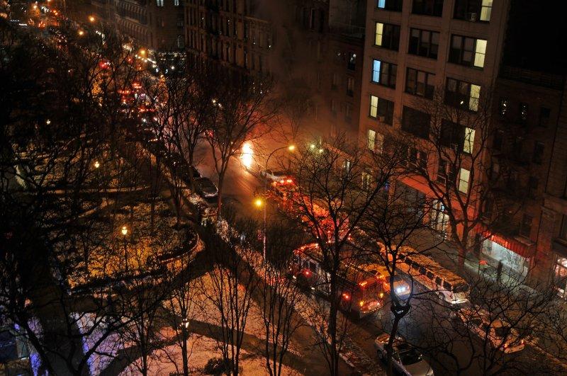 Manhole Explosion & Fire