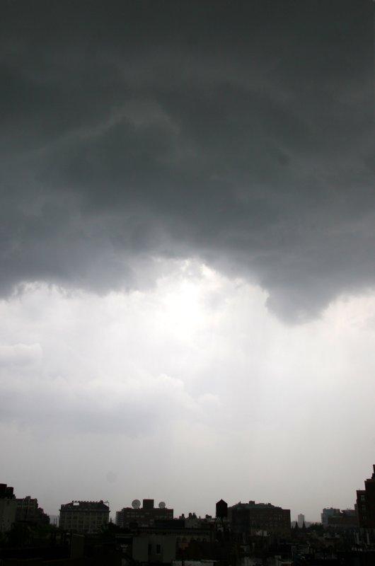 Storm Clouds - West Greenwich Village