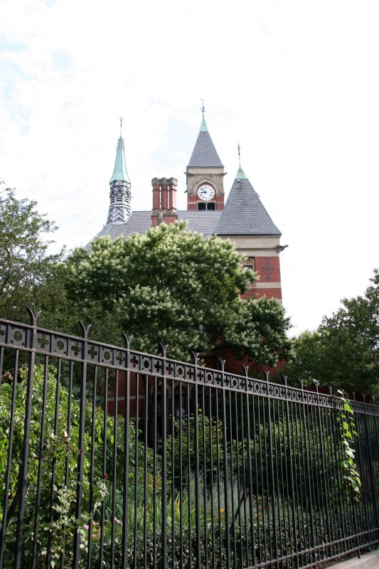 Jefferson Market Courthouse & Garden
