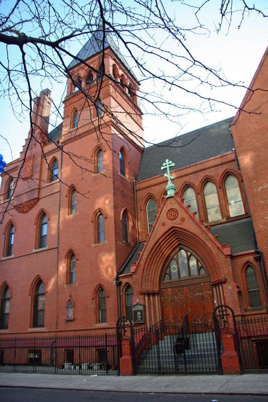 Saint Nicholas Church at Avenue A