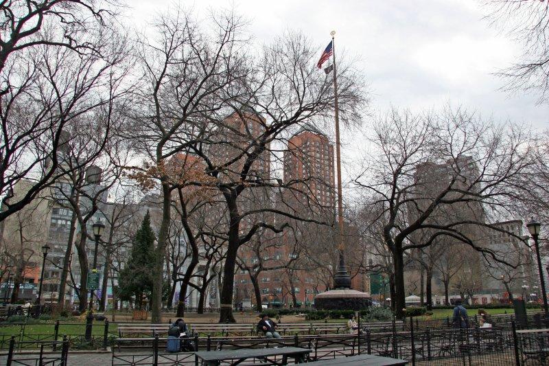 Park & Union Square East View