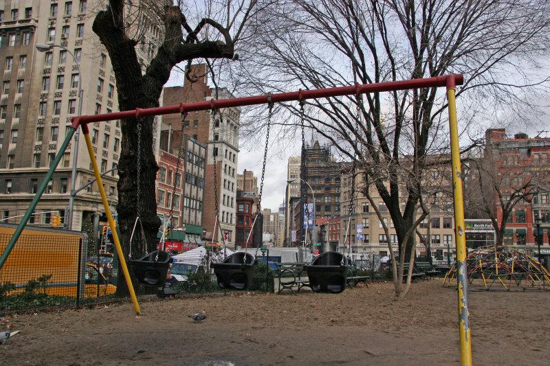 Playground & Northwest Skyline