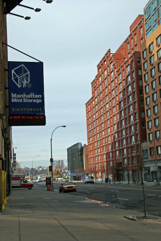 Northwest Street View from 10th Avenue