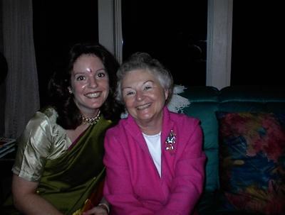 Amy S. and mom, Faith