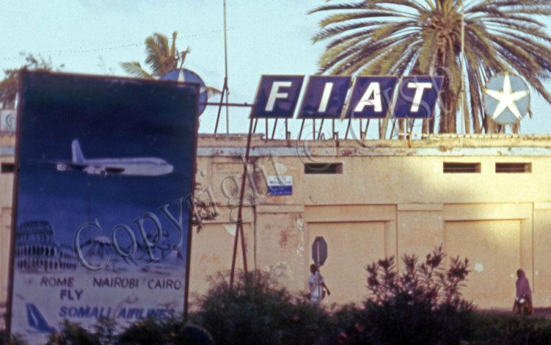 Mogadishu, 1986