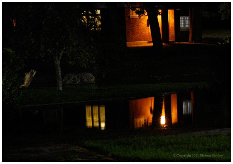 Westmount Park, Midnight Reflections