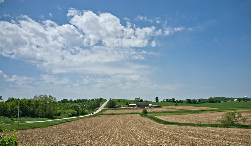 Baumhardts Hill