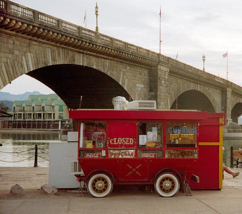 Closed at the London Bridge