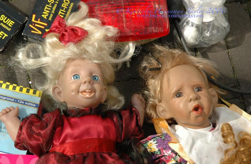 Creepy Doll Babies